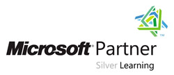 Microsoft Partner - Silver Certified